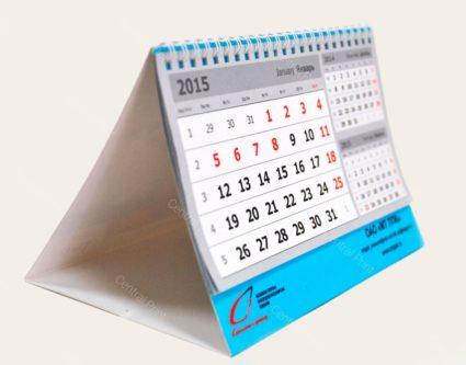 пример календаря настольного