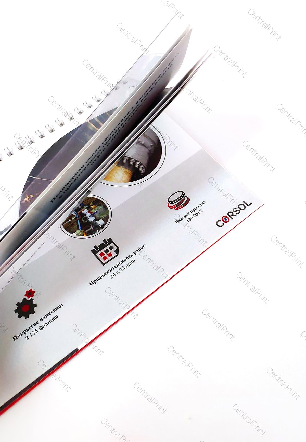 реклама продукции в виде презентации