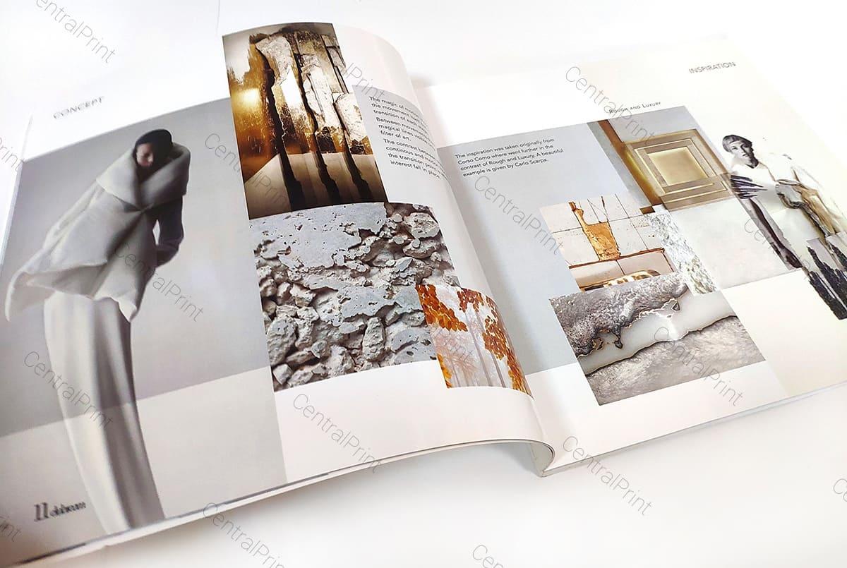 Качественное печатное производство брошюр