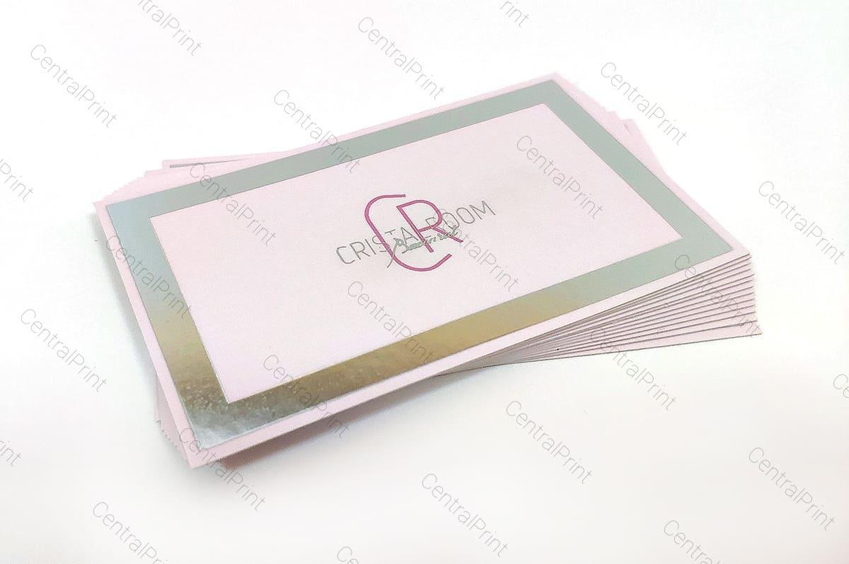 Срочное изготовление визиток на заказ в Москве